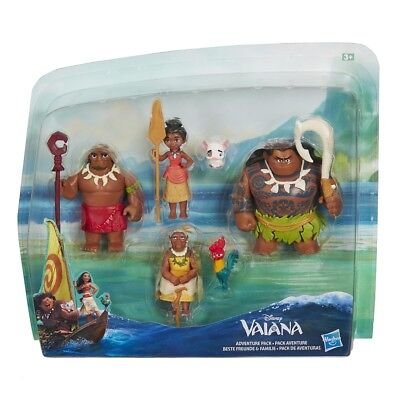 Disney Princess Moana / Vaiana - Multi Figure Pack - Brand New SALE!!!