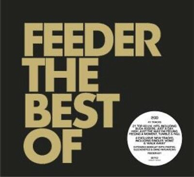 Feeder - The Best of - New Deluxe 3CD Album