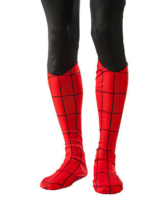 Adult's Marvel Comics Universe Spiderman Boot Covers Costume Accessory