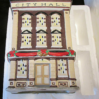 Coca Cola Town Square City Hall 1993  Lighted