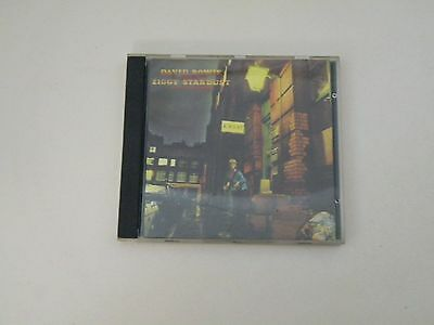 DAVID BOWIE - The Rise And Fall Of Ziggy Stardust CD 1990 EMI RECORDS MADE IN UK