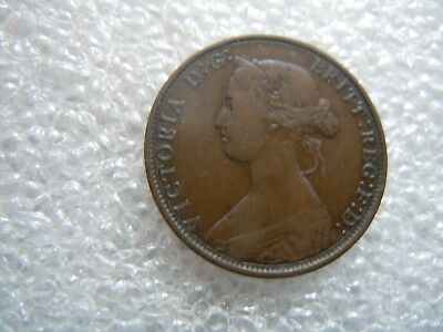 1861 Nova Scotia Cent