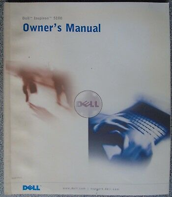 Dell Inspiron 5100 Owners Manual (p/c Dec 2002)