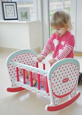 Indigo Jamm Hearts Rocking Cradle - NKT
