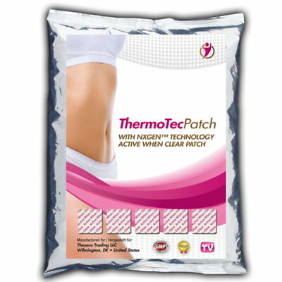 NEW THERMO TEC PATCHES - Abnehm-Pflaster 30-60 Tage Diät! Ohne Kapseln abnehmen