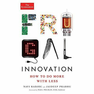 Frugal Innovation: How to Do More with Less (Economist  - Paperback NEW Navi Rad