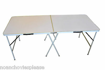"""Extra wide retail display, craft, seamstress sewing table 80cm/31.5"""" wide"""