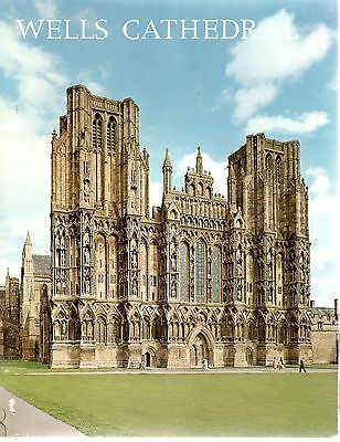 1973 32788 Pitkin Guide TO  WELLS CATHEDRAL