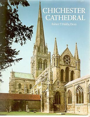 1986 32773  Pitkin Guide TO CHICHESTER CATHEDRAL