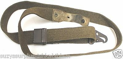 Spanish Mauser Bolt Action Cetme Canvas Rifle Sling w tab each E6312