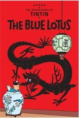 The Blue Lotus by Herge 9781405206167 (Paperback, 2002)