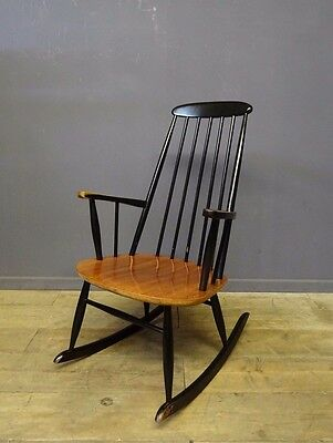 Mid Century Rocking Chair - Farstrup, Danish