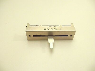 PANASONIC SA-700 RECEIVER PARTS - control slider - volume, etc.  50K