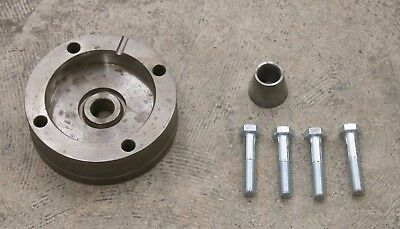 Hunter Engineering 3/4 & 1-ton Brake Lathe Rotor Adapter Kit GM  Dodge 4X4 Truck