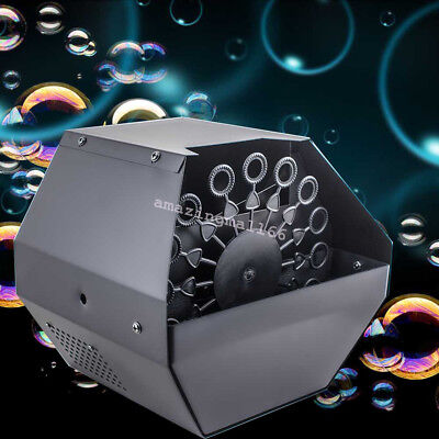 Bubble Machine Remote Contol Stage/commercial Special Effects Machine Large tank
