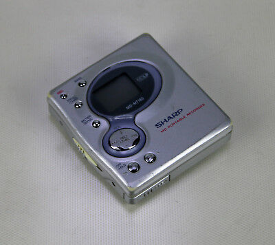 SHARP MD-MT180 PORTABLE RECORDER Minidisc-Player/-Recorder