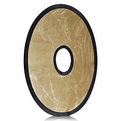 """Neweer 12""""/30CM 2-in-1 Portable Circular Collapsible Lens-Mount Light Reflector"""