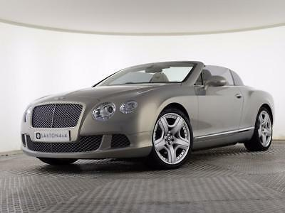 2012 Bentley Continental 6.0 GTC Series 51 (AWD) 2dr