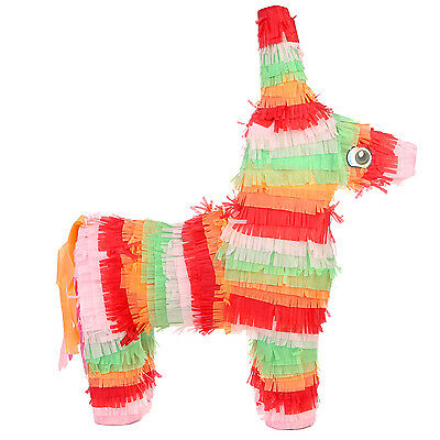 Pinatas Childrens Birthday Party Game Decorations Mexican Sweet Smash Donkey