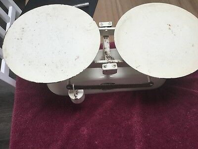 Edlund BDS Bakers Dough Scale w/ Weights & Dough Pan (Tray)