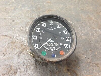 Land Rover Series 3 Speedo Clock