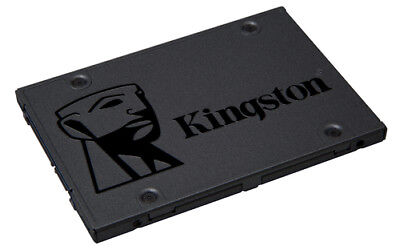 Kingston - SSD 120GB 320/500 A400   SA3 KIN Hardware/Electronic Kingston NEU