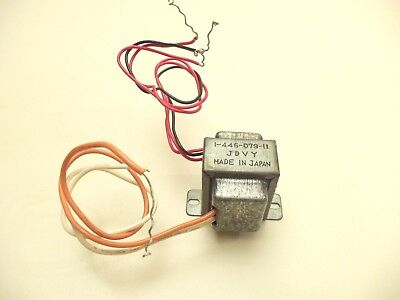 SONY PS-T25 TURNTABLE PARTS - power transformer   1-446-079-11