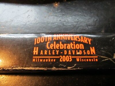New  100 Year Harley Davidson  Pen