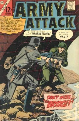 Army Attack (1964) #45 VG 4.0 LOW GRADE