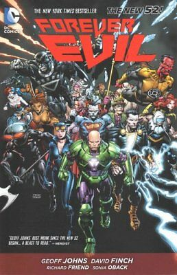 Forever Evil TP by David Finch 9781401253387 (Paperback, 2015)