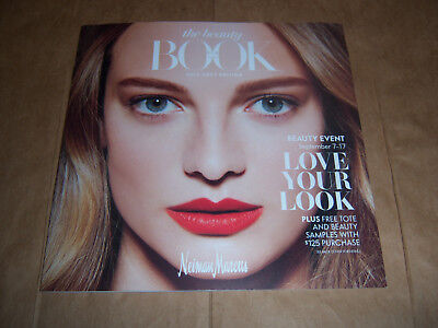 Neiman Marcus The BEAUTY BOOK Fall 2017 Edition