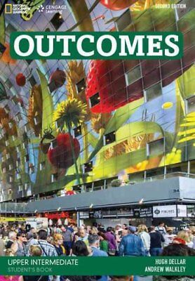 Outcomes Upper Intermediate with Access Code and Class DVD 9781305093386