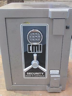 CMI SB Safe Combination Mangers Security Cash Guns Security Explosive Drill EDF