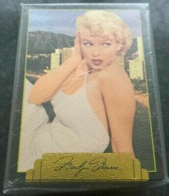 MARILYN MONROE 1995 SPORTS TIMES Trading Card Set OF 100