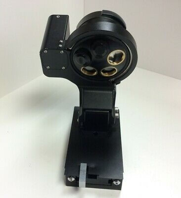 Olympus BX Series 5-Position Microscope Turret, Z-Axis, from CellaVision *PARTS*