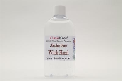 Classikool 100ml Alcohol Free Witch Hazel  Herbal Cure Face/ Skin Care Toner