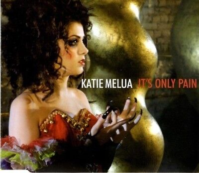 KATIE MELUA It's only pain   3 TRACK CD  NEW - NOT SEALED