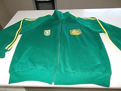 Australia - Rare 1987 America's Cup Defence Tracksuit Top - Sailing - Xl