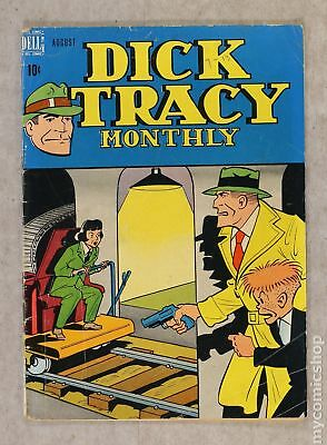 Dick Tracy Monthly (1948-1961) #8 GD+ 2.5
