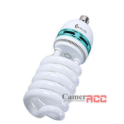 Energy Saving Spiral Bulb 85W (425W Equiv) 5500K E27 socket 220V Us Stock