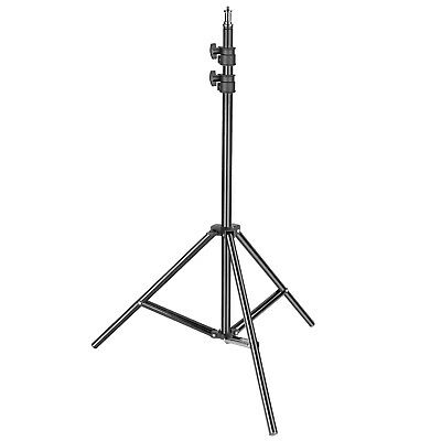Neewer Heavy Duty Light Stand, 3-6.6 feet Adjustable Photographic Stand Tripod