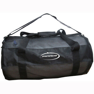 Mirage Marge Mesh Resort Gear Bag Training Gear Sack - BARGAIN PRICE