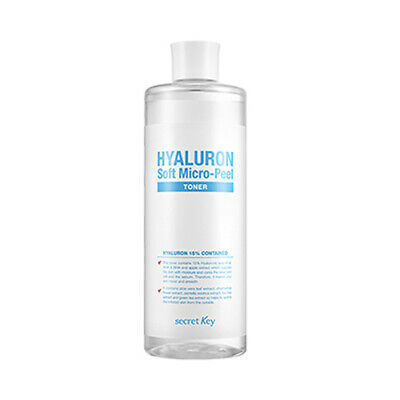 [secretKey] Hyaluron Soft Micro Peel Toner 500ml