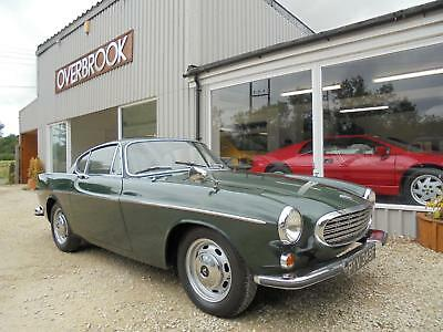 1968 Volvo P1800S 36,000 Miles Family plus 1 owner
