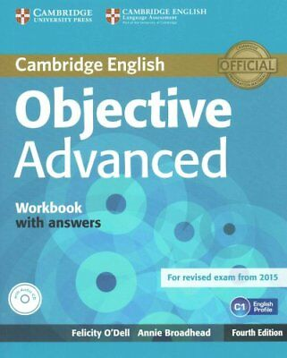 Objective Advanced Workbook with Answers with Audio CD 9781107632028