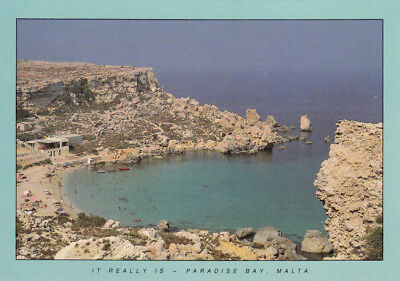 Ak Ungel. It Really Is- Paradise Bay Malta  (G3104)