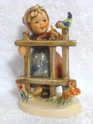 Goebel W.Germany Hummel Figurine Signs of Spring #203/1 TMK4