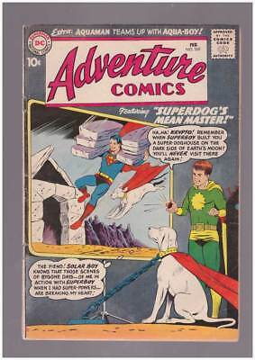 Adventure Comics # 269 Krypto's Mean Master ! grade 4.0 scarce book !!