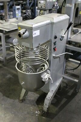 Univex 30Qt Mixer With Attachments Srm30 Floor Model