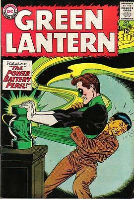 Green Lantern Issue 32 By Dc Comics
